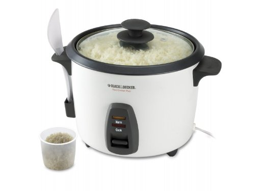 Black Decker 16 Cup Rice Cooker