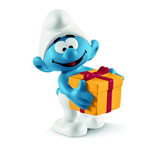 (Smurf with Present)