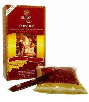 Surya Nature, Inc Henna Ash Brown Powder Surya Nature, Inc 1.76 oz (Ash Powder)
