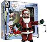 The Muppets Exclusive Action Figure Swedish Chef in Santa Suit by Palisades Toys