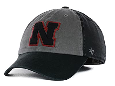 Nebraska Cornhuskers '47 NCAA Undergrad Easy Fit Adjustable Cap Small by 47 Brand