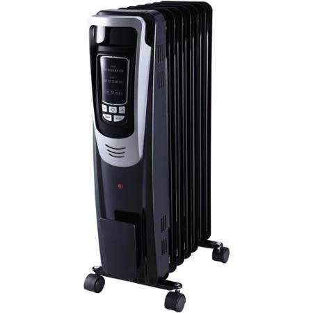 Pelonis Digital Oil Filled Heater, Black | amzn_product_post Black Digital Filled Heater Oil Oil Filled Heaters Pelonis