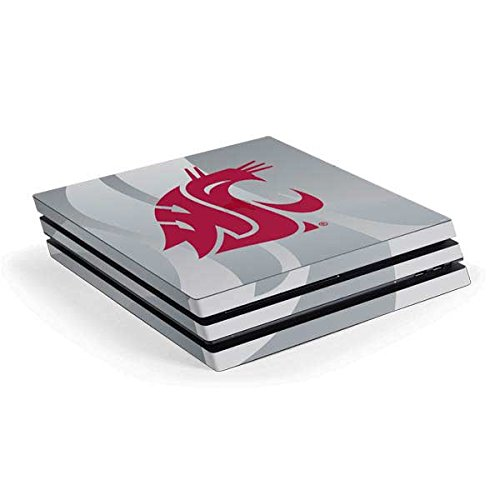 Cougar Console (Washington State University PS4 Pro Console Skin - Washington State Cougars)