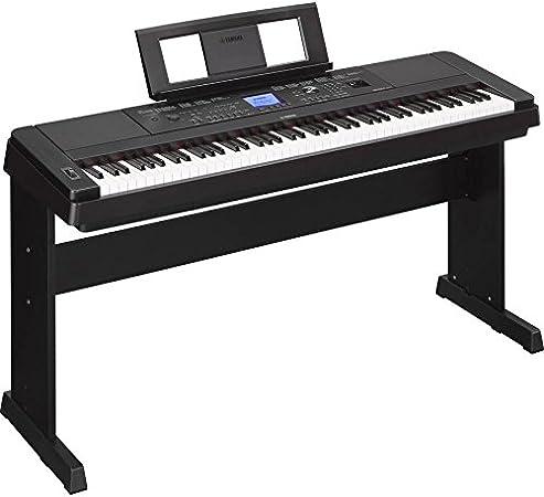 Yamaha DGX 660: Amazon.es: Instrumentos musicales