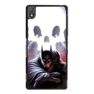 Batman Phone Case Cover Batman Zero Year Design Cell Phone Case Snap On Sony Xperia Z3
