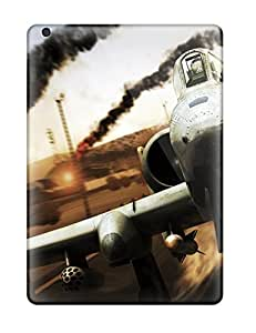 Premium Tom Clancy's Hawx 2 Back Cover Snap On Case For Ipad Air