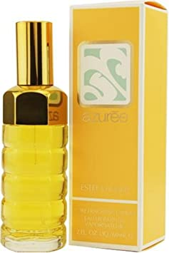 Azuree By Estee Lauder For Women. Pure Fragrance Spray 2-Ounces