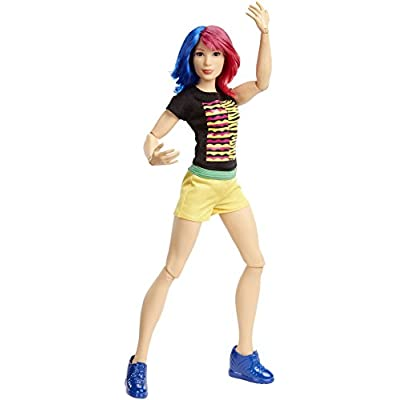 WWE Superstars Asuka Doll: Toys & Games