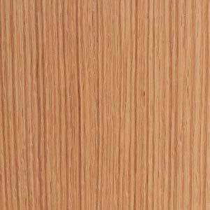 Wood Veneer, Oak, Red Rift, 4 x 8, 10 mil Paper Backer