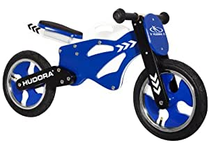 "Hudora 10157 - Bicicleta en madera con rueda de 12"""