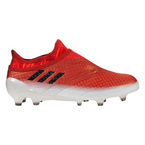 97ff6619126 Galleon - Adidas Junior Messi 16+ PureAgility FG Soccer Cleats - Red ...
