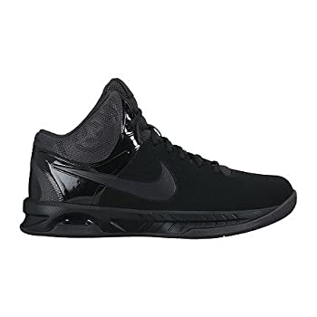 Nike Men's Air Visi Pro Vi Nbk Blackanthracite Basketball Shoe 10.5 Men Us 2