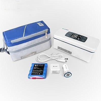 Hanchen M-cool - Nevera portátil de insulina para medicamentos ...