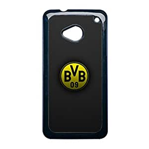 Generic Printing Borussia Dortmund Bvb Cute Phone Case For Women For One M7 Htc Choose Design 1