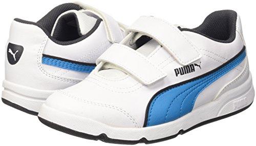 Puma Stepfleex Fs Sl Bianco/Atomic Blue