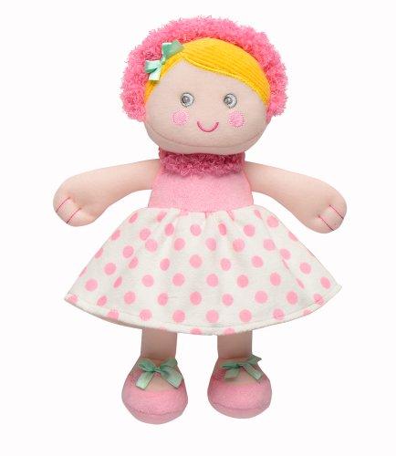 Baby Starters Plush Doll, Pink