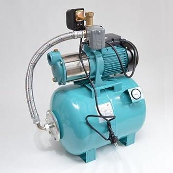 Häufig Hauswasserwerk 50 Liter 5-stufige Pumpe MHi1800 9000l/h BI32
