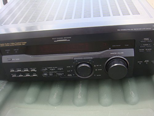 Sony STR-DE545 Surround Receiver