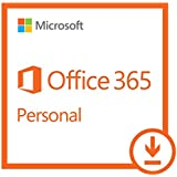 Microsoft Office 365 Personal 1 Year Subscription | PC or Mac Download