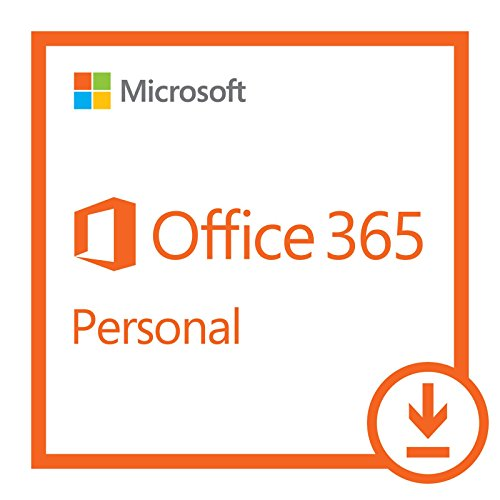 Microsoft Office 365 Personal | 1-year subscription, 1 user, PC/Mac Download (Microsoft Office 2013 Word)