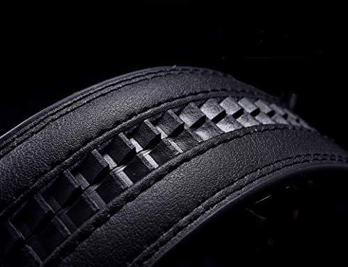 5cm Boucle Mode Automatique Noir De Style2 3 Samgu Cuir Hommes Largeur Avec Ceinture xqRf1qAgw