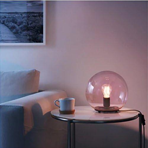 FADO IKEA Lampe de Table Rose 24 cm A++