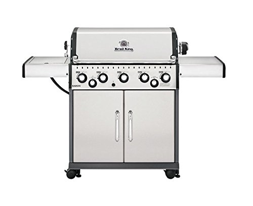 Broil King 923584 Baron S590 Liquid Propane Gas Grill Broil King