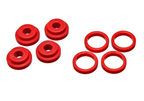 Energy Suspension 5.1102R Shifter Bushing Set for Mitsubishi