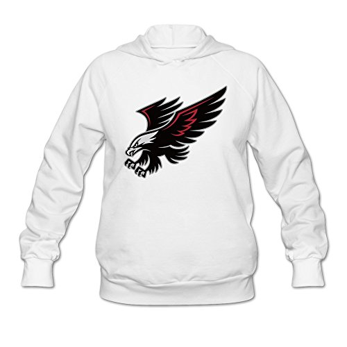 SC Women's Boston Fighting Eagles Hoodie White for sale  Delivered anywhere in USA