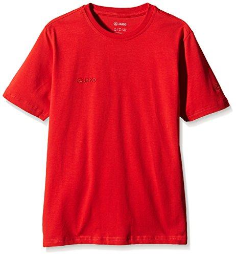JAKO T-Shirt Classic - Camiseta para bebés rojo / blanco