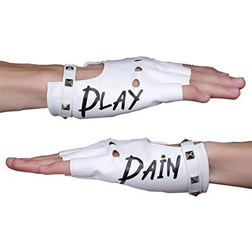 WWE Authentic Wear Alexa Bliss Play Pain Replica