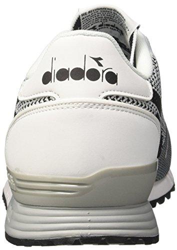 Diadora Herren Titan Weave Sneaker Elfenbein (Bianconero)