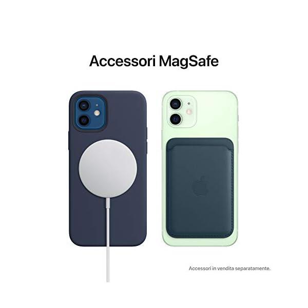 Novità Apple iPhone 12 mini (128GB) - Azzurro 6