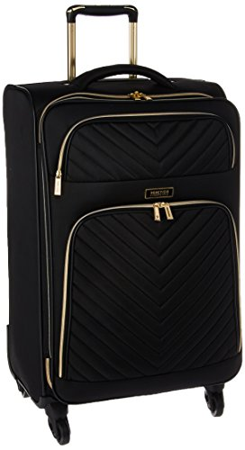 Black Suitcase - Kenneth Cole Reaction Women's Chelsea 24