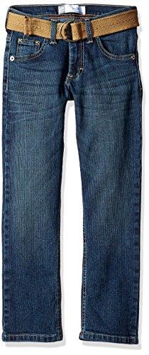Belted Kids Jeans - 3