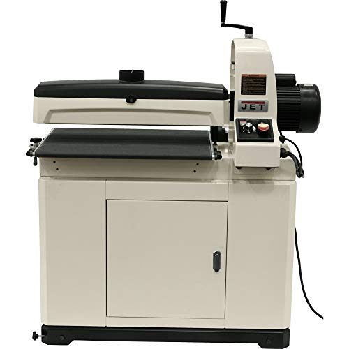 Jet 723544CSK Jwds-2550 Drum Sander With Closed Stand