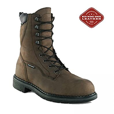 Amazon.com | RED WING 2211 MEN'S DYNAFORCE 8-INCH BOOT(ELECTRICAL ...
