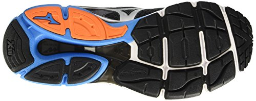 MizunoWave Ultima 7 - Zapatillas de Running Hombre, color Negro, talla 46