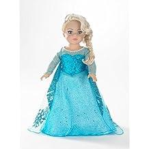 Madame Alexander Elsa, Frozen, 18 Collectible Doll