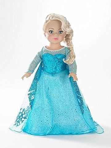 Madame Alexander Elsa, Frozen, 18