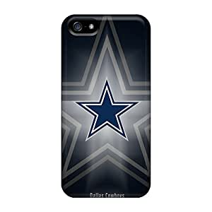 For Iphone 5/5s Protector Case Dallas Cowboys Phone Cover