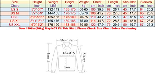 Men 8371 8358 Shirt Casual Mode Tops Slim Homme Chemises Fit Jeansian gray zqpAYt