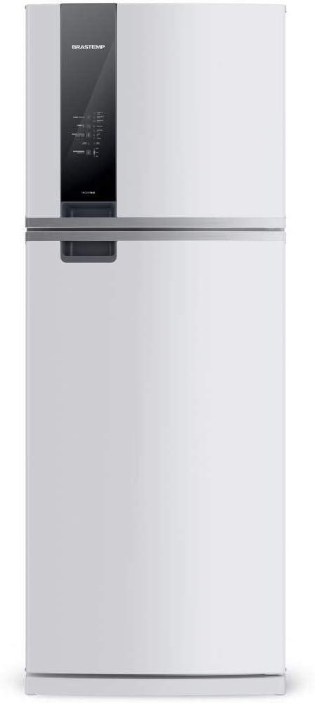 Menor preço em Geladeira Brastemp Frost Free Duplex 462 litros Branca com Turbo Control - 110V