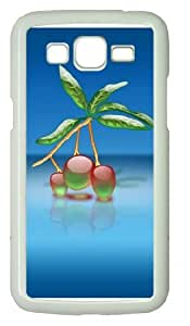 3d Cute Plant Polycarbonate Hard Case Cover for Samsung Grand 7106/2 White