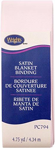 Wrights 117794936 Single Fold Satin Blanket Binding 2