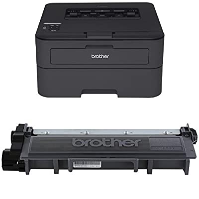 Brother HL-L2340DW Compact Laser Printer and Brother TN660 High Yield Toner