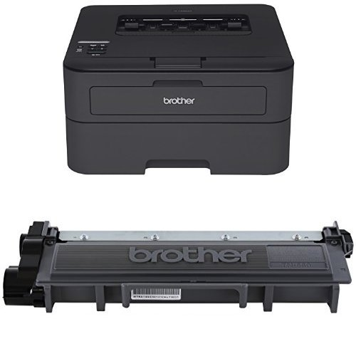 Brother HL-L2340DW Compact Laser Printer and Brother TN660 High Yield Toner by Brother