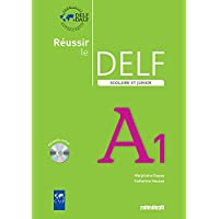 DELF Junior A1 Book with CD - Didier Reussir