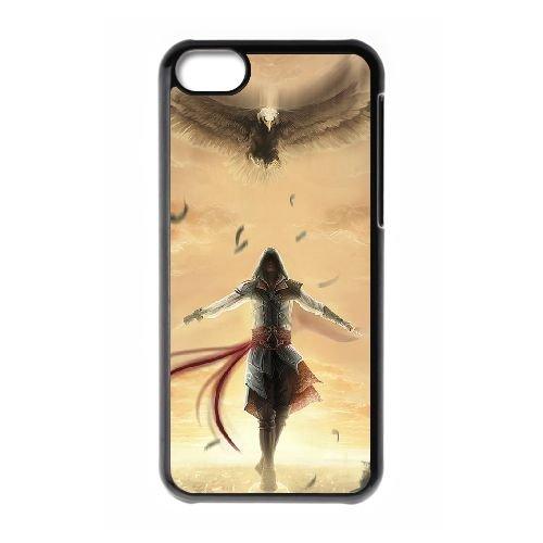 Ezio Auditore da Firenze SV94VY0 coque iPhone Téléphone cellulaire 5c cas coque D9BA8L3NA
