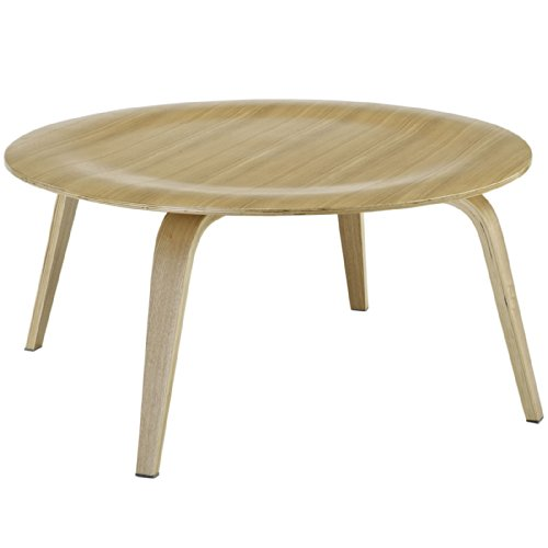 (Modway Plywood Coffee Table in Natural)